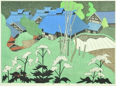 Kiyoshi Saito: May in Aizu (I) - Art Gallery of Greater Victoria