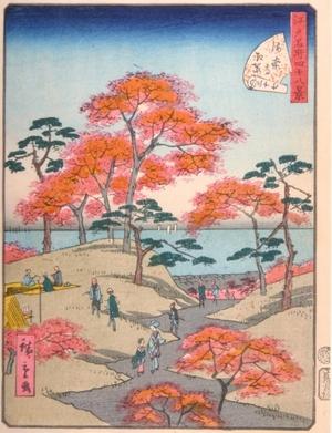 二歌川広重: #37. Akibasan - Art Gallery of Greater Victoria