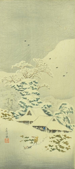 Shotei Takahashi: Sawatari in Joshu - Art Gallery of Greater Victoria