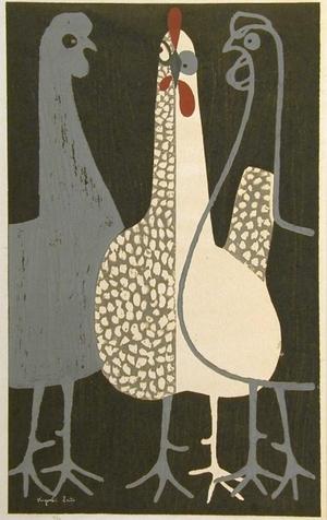 Kiyoshi Saito: Jealousy - Art Gallery of Greater Victoria