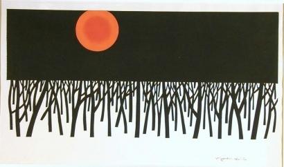 Kiyoshi Saito: Snow and Sunset - Art Gallery of Greater Victoria