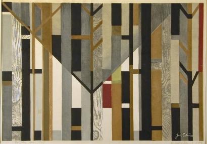 Junichiro Sekino: An Etude on Woods (No.3) - Art Gallery of Greater Victoria