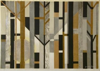 Junichiro Sekino: An Etude on Woods (No.1) - Art Gallery of Greater Victoria