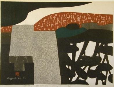 Kiyoshi Saito: Garden, Sendogosyo, Kyoto - Art Gallery of Greater Victoria