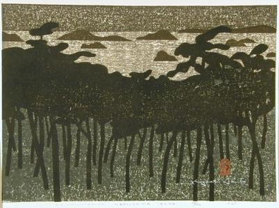 Kiyoshi Saito: Okuno Hosomichi Matsushima Sendai - Art Gallery of Greater Victoria