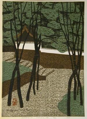 Kiyoshi Saito: Kozan-Ji, Kyoto (B) - Art Gallery of Greater Victoria