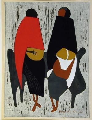 Kiyoshi Saito: Resting (Mexico) - Art Gallery of Greater Victoria
