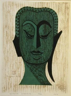 Kiyoshi Saito: Buddha Siamese - Art Gallery of Greater Victoria