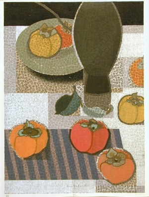 Mabuchi Toru: Kaki (Persimmon) - Art Gallery of Greater Victoria