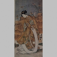 Ippitsusai Buncho: The Actor Yamashita Kinsaku II - Art Gallery of Greater Victoria