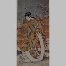 Ippitsusai Buncho: The Actor Yamashita Kinsaku II - Art Gallery of Greater Victoria