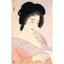 朝井清: The Geisha, Ichimaru - Art Gallery of Greater Victoria