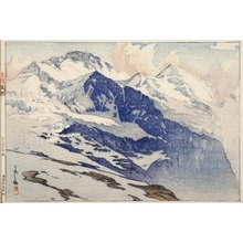 Yoshida Hiroshi: The Jungfrau - Art Gallery of Greater Victoria