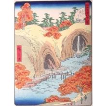 Utagawa Hiroshige II: 14. Oji-takinokawa - Art Gallery of Greater Victoria