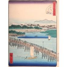 二歌川広重: #29. Eilaibashi - Art Gallery of Greater Victoria