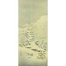 Shotei Takahashi: Sawatari in Joshu - Art Gallery of Greater Victoria