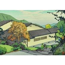 Hodaka Yoshida: Nikko-den, Hakone Museum - Art Gallery of Greater Victoria