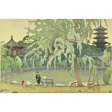 Nakazawa Hiromitsu: Willow Tree at Sarusawa Pond - Art Gallery of Greater Victoria