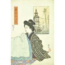 Ishii Hakutei: Shinbashi - Art Gallery of Greater Victoria
