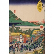 Utagawa Kuniteru: Fukuroi - Art Gallery of Greater Victoria