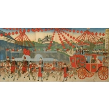 Watanabe Nobukazu: Celebration of the Emperor Meiji's Silver Wedding Anniversary - Art Gallery of Greater Victoria