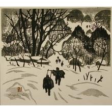 Kiyoshi Saito: Winter in Aizu - Art Gallery of Greater Victoria