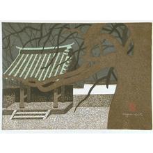 Kiyoshi Saito: Gate, Kamakura