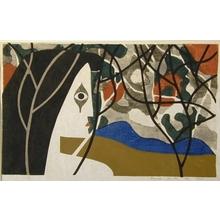Kiyoshi Saito: Girl in Autumn - Art Gallery of Greater Victoria