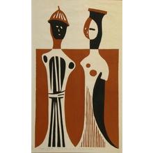 Kiyoshi Saito: Haniwa Pair - Art Gallery of Greater Victoria