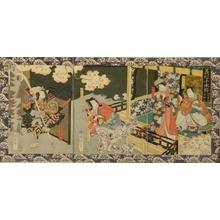 Yamada Kuniteru II: Senbon Zakura - Art Gallery of Greater Victoria
