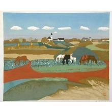Junichiro Sekino: Early Spring in Hokkaido Japan - Art Gallery of Greater Victoria