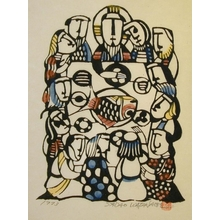 Watanabe Sadao: Last Supper - Art Gallery of Greater Victoria
