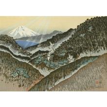 Junichiro Sekino: Hakone - Art Gallery of Greater Victoria