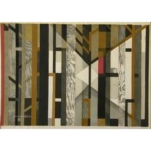 Junichiro Sekino: An Etude on Woods (No.2) - Art Gallery of Greater Victoria