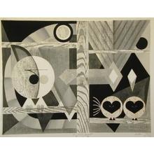 Junichiro Sekino: An Owl - Forest - Art Gallery of Greater Victoria