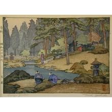 吉田遠志: Linnoji Garden - Art Gallery of Greater Victoria