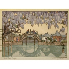 Yoshida Toshi: Half Moon Bridge - Art Gallery of Greater Victoria