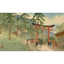 Nomura Yoshimitsu: Fushimi Inari Shrine - Art Gallery of Greater Victoria