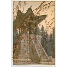 Yoshida Toshi: Heirinji, Temple Bell - Art Gallery of Greater Victoria
