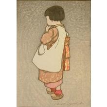Yoshida Hiroshi: Girl - Art Gallery of Greater Victoria