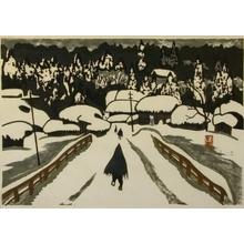 Kiyoshi Saito: Snow, Aizu - Art Gallery of Greater Victoria