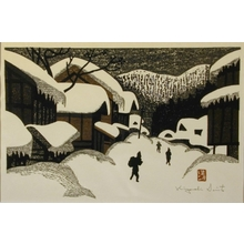 Kiyoshi Saito: Deep Winter in Aizu - Art Gallery of Greater Victoria