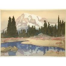 Yoshida Hiroshi: Mount Rainier Transitional - Art Gallery of Greater Victoria