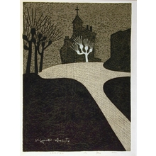 Kiyoshi Saito: Chapel (A) 1960 - Art Gallery of Greater Victoria
