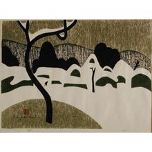 Kiyoshi Saito: Snow, Aizu (B) - Art Gallery of Greater Victoria