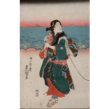 Utagawa Kunisada: Beach Scene - Art Gallery of Greater Victoria