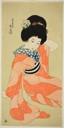 Ito Shinsui: In Spring - Art Institute of Chicago
