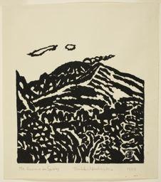 Hiratsuka Un'ichi: Mt. Asama in Spring - Art Institute of Chicago