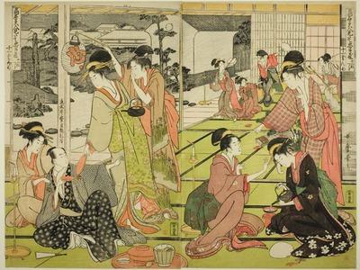 喜多川歌麿: Act Eleven from the series