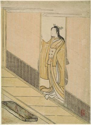 Suzuki Harunobu: The Tales of Ise (Ise monogatari) - Art Institute of Chicago